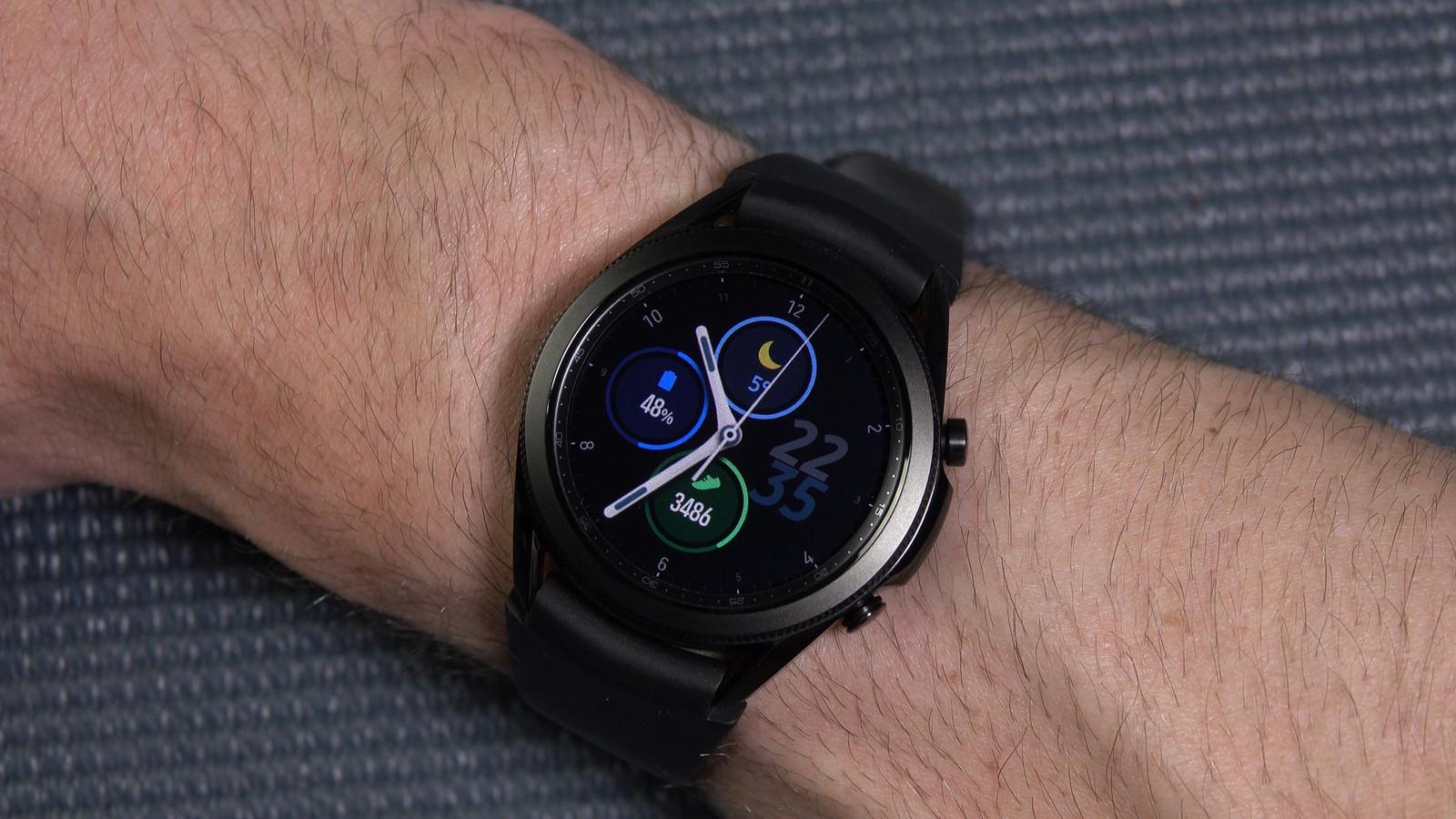 Samsung Galaxy Watch 3.