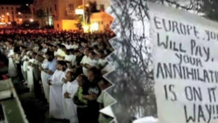 Capture d'écran de la bande-annonce du nouveau film anti-islam.