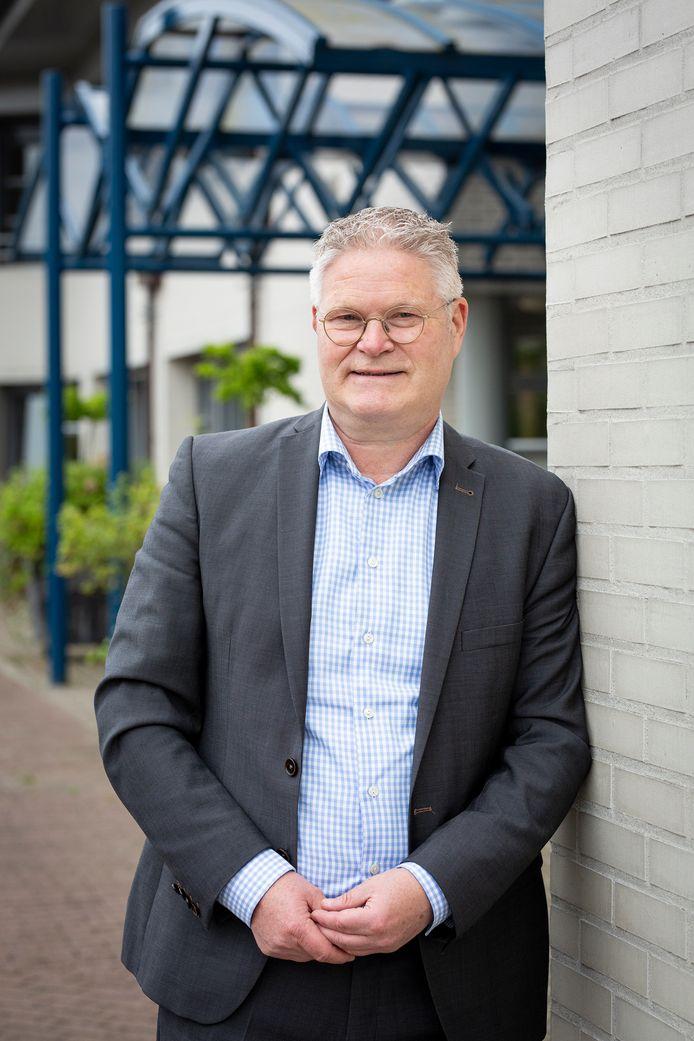Wethouder Marcel Scheringa van financiën ziet dat zijn gemeente meer dan een miljoen euro tekort kwam in 2019.