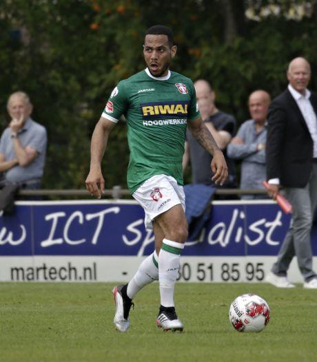 FC Den Bosch haalt Dordrecht-verdediger Dwayne Green
