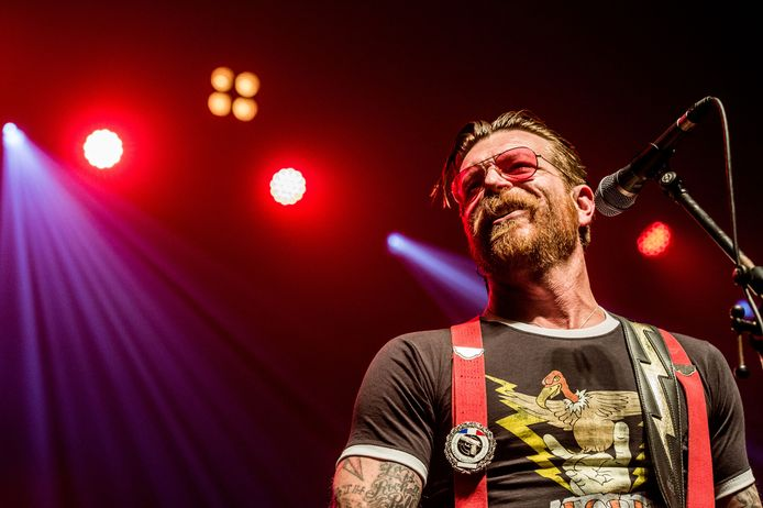 Jesse Hughes, frontman van Eagles of Death Metal