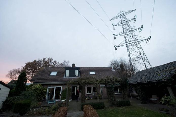 De eigenaren van dit huis in Twello komen in aanmerking om hun huis aan de gemeente te verkopen.