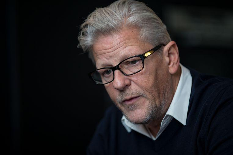 Jan Fabre. Beeld Joost De Bock