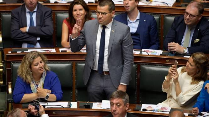 Sander Loones: amper vier weken minister, maar nog steeds medewerker in dienst
