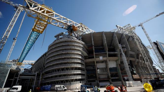 Real Madrid keert na 560 dagen eindelijk terug in verbouwd Bernabéu