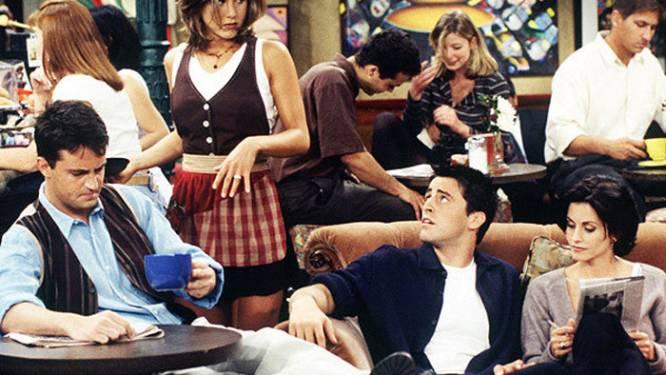 Hoe kwam het toch dat die van 'Friends' altijd dezelfde plaats hadden op café?