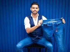 Nino kon maar geen duurzame én modieuze jeans vinden, dus begon zijn eigen label