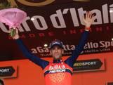 Interview met Nibali na finish