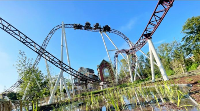 'The Ride to Happiness by Tomorrowland' - Plopsaland