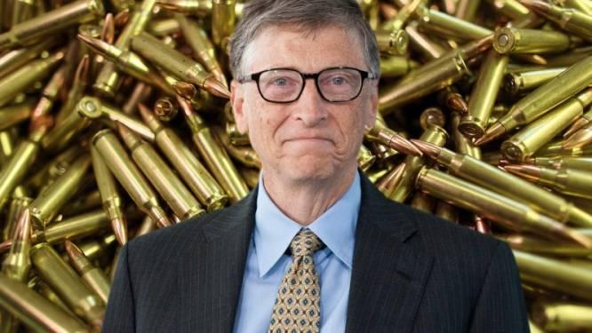 Bill Gates valt Amerikaanse wapenlobby aan