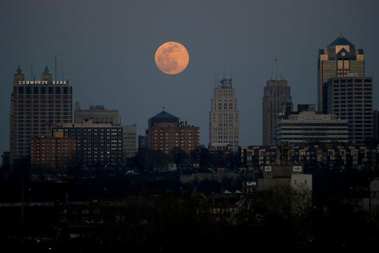 Kansas City (Verenigde Staten) Beeld AP