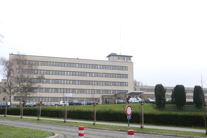 Het ziekenhuis in Tienen.