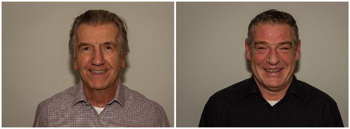 Marcel De Cuyper (l.) en Marnix Verheyen zijn de nieuwe gezichten in de Herentalse gemeenteraad