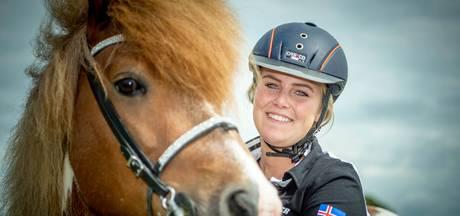 Christa Rike hoopt met Vadall te schitteren op WK IJslanders