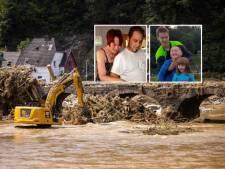 Une mère filme l'inondation depuis son balcon, puis la maison est emportée par les eaux en Allemagne