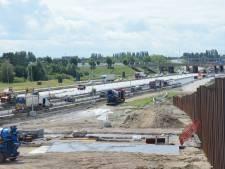 Enorm fileleed door afbraak bruggen aan Antwerpen-West: 1,5 uur aanschuiven