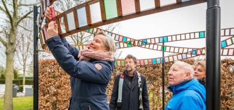 Monument voor te vroeg geboren kinderen onthuld in Barneveld