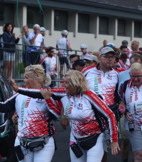 Lees terug: Team Westland beklimt de Tourmalet