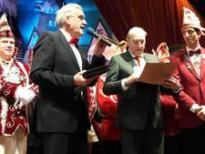 Paul Wilbers ontvangt Kranich orde in Kranenburg