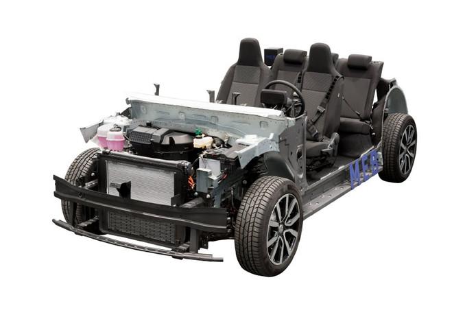 Op basis van dit onderstel wil de Volkwagen Groep tot 2022 maar liefst 27 verschillende modellen presenteren.