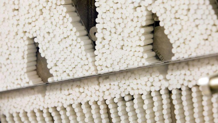 Philip Morris sluit sigarettenfabriek in Brabant | De Volkskrant
