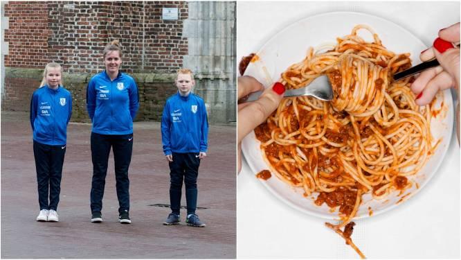 "Voetbalclub daagt dorp uit: ""5.000 spaghetti's verkopen om club en lokale middenstand te steunen"""