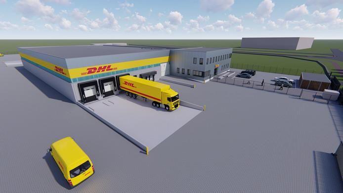 Dhl Bouwt Tweede Bezorgcentrum In Zwolle 130 Banen Erbij Zwolle