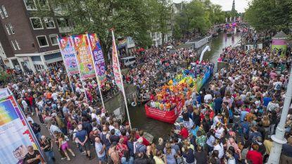 14 aanhoudingen rond Canal Parade en Pride in Amsterdam