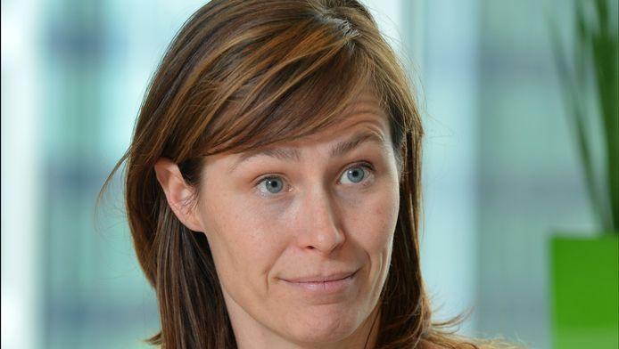Minister van Energie Freya Van den Bossche.