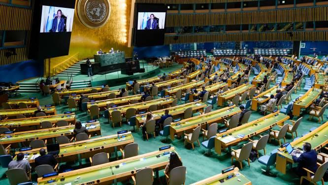 Taliban willen spreektijd bij Verenigde Naties