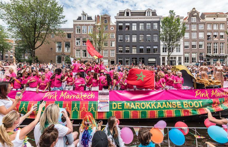 Pride. Beeld Alphons Nieuwenhuis