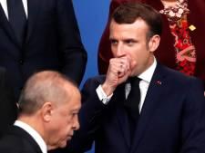 Waarom Erdogan en Macron elkaar in de haren vliegen