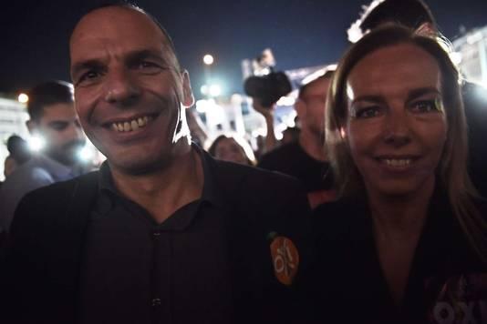 De Griekse minister van Financiën Yanis Varoufakis beschuldigde de kredietverstrekkers gisteren nog van terrorisme.