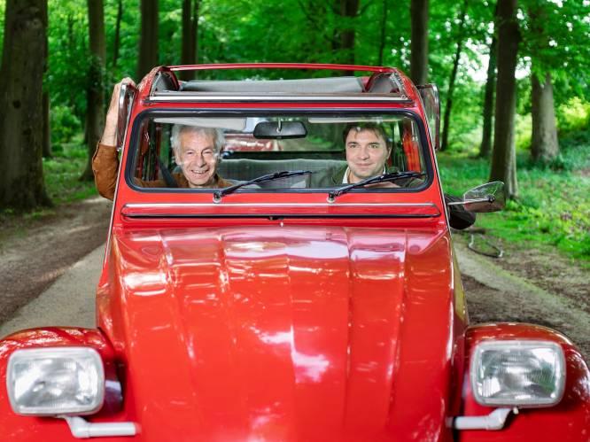 """Michaël Van Droogenbroeck trekt met zijn vader naar de plekken van zijn jeugd: """"Mijn Pajottenland, kom dat zien!"""""""