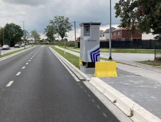 Superflitspaal is verhuisd naar Leernsesteenweg in Deinze