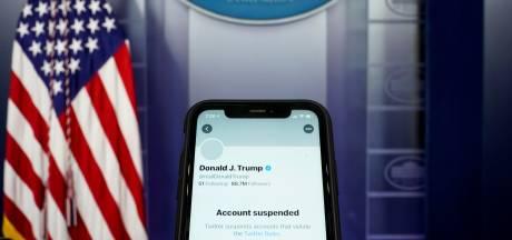 Twitter doet @realDonaldTrump na bijna twaalf jaar en ruim 57.000 tweets zwijgen