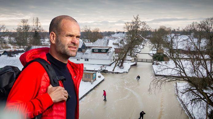 Schaatsen op natuurijs in niet zonder risico's. Oud-topschaatser Erben Wennemars uit Dalfsen legt uit waar je op moet letten.