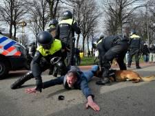 Burgemeester: 'Politie-inzet was erop gericht dat demonstranten veilig hun grondrecht konden uitoefenen'