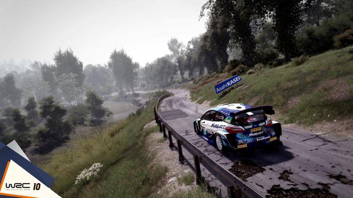 In de nieuwe versie van het videogame, WRC 10, kan je virtueel de Kemmelberg oprijden.
