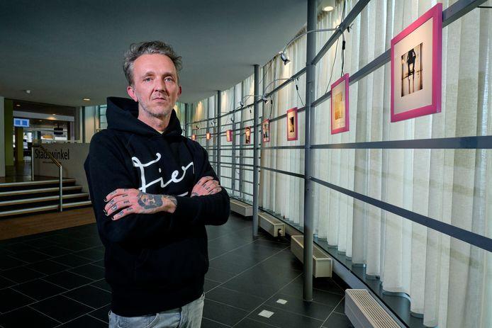 Bart Rombout heeft een foto-expositie in het Stadskantoor in Dordrecht