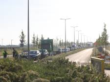 Grote schade bij plasticverwerker PreZero in Zwolle na felle brand