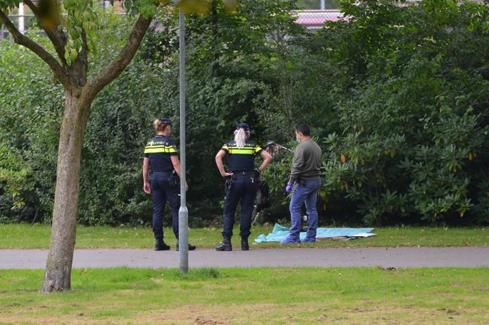 Onderzoek Burgemeester van Sonsbeeckpark Breda.