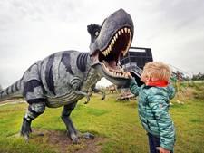 Doordat de dino is uitgestorven, leven zoogdieren overdag
