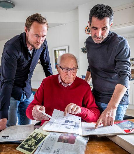 Nelis, Harrie, Cor, Jan en Sjef Wijnen: vijf generaties verbonden aan Philips