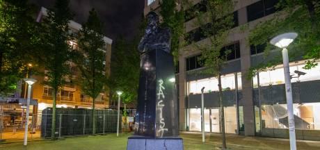 Politie denkt bekladder van standbeeld Pim Fortuyn toch te kunnen oppakken