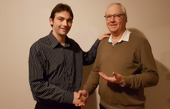 Bart Smans is de zoon van de voormalige burgemeester Marc Smans.