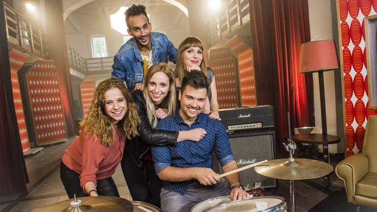 Eurosong 2016 Beeld VRT