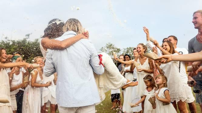 Dansen op trouwfeest nog niet voor meteen