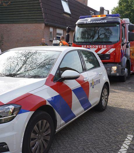 Woningbrand in Dongen snel gedoofd