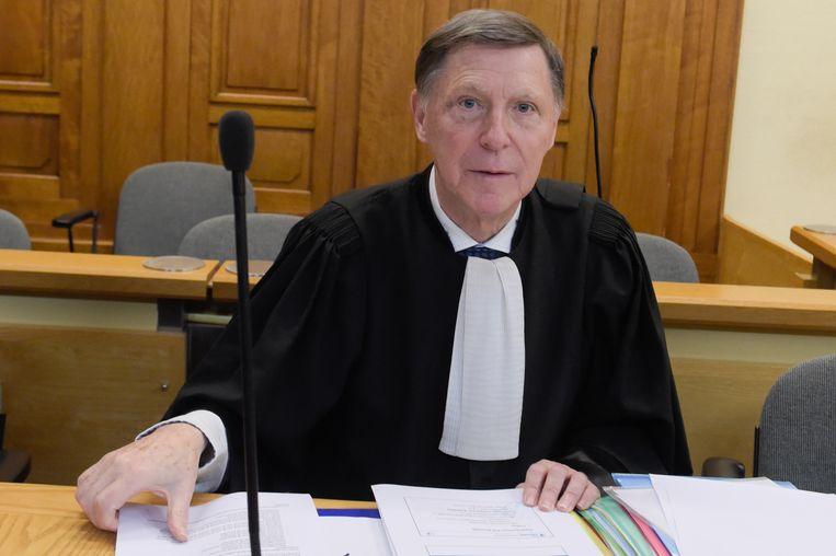 Advocaat Jef Vermassen, die verschillende slachtoffers van Kim De Gelder vertegenwoordigt